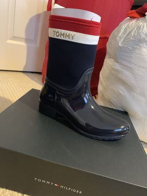 Authentic Tommy Hilfiger Rain boots for Sale in Atlanta, GA