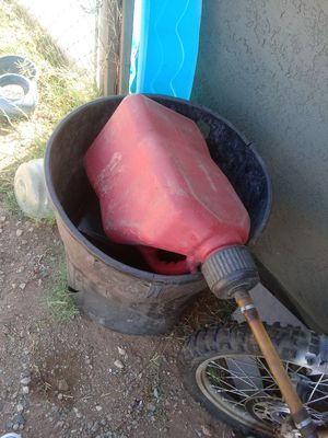 Vp gas can for Sale in Hesperia, CA