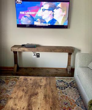 New!! Console table, entryway table, desk for Sale in Phoenix, AZ