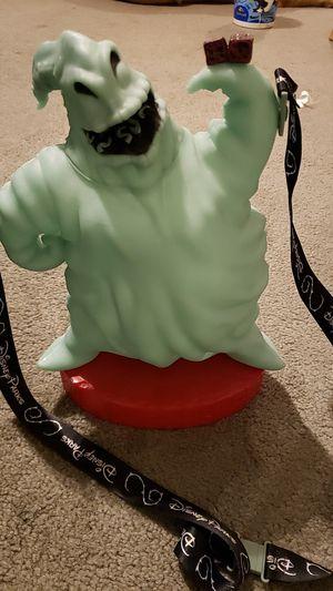 Nightmare Before Christmas Oogie Boogie popcorn bucket for Sale in Redlands, CA