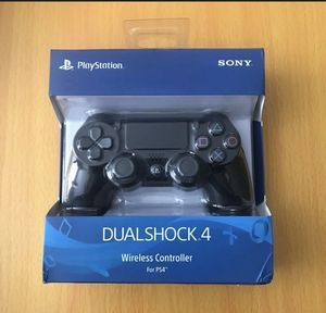 Sony DualShock 4 Wireless Controller for PlayStation 4 PS4 - Black for Sale in Lake Wales, FL