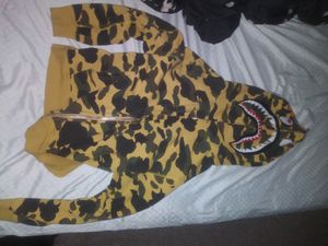 BAPE shark hoodie for Sale in Homewood, IL
