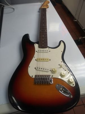 Stratocaster guitar,Squier by fender for Sale in Baldwin Park, CA