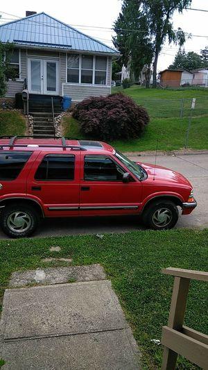 2001 Chevy Blazer for Sale in Zanesville, OH