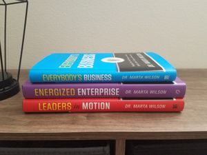 Leadership and Business book set for Sale in Peoria, IL