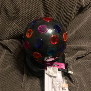 Rotating Disco Ball Nightlight for Sale in Fresno, CA