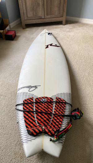 Rusty 6.0 Surfboard (Fish) for Sale in Tampa, FL