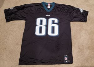Eagles Jersey Reggie Brown Reebok XL for Sale in Ontario, CA