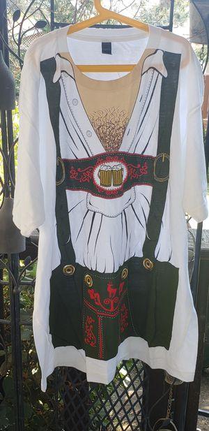 NEW OCTOBER FEST T SHIRT. MENS XLARGE for Sale in Santa Fe Springs, CA