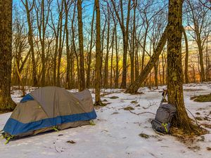 1 Person Backpacking Tent - ALPS Mountaineering Mercury 1 for Sale in Redding, CT