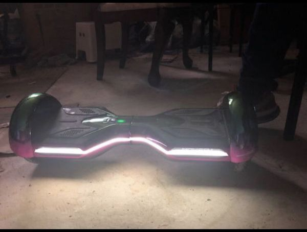 hover board , wit music and fast , one of the best ones