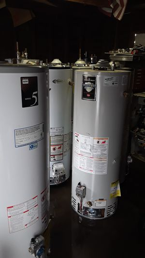Hot water tanks installs and repairs for Sale in Detroit, MI
