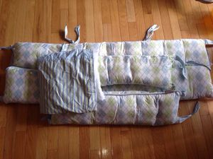 Baby crib bedding for Sale in Alexandria, VA
