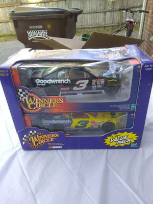 Dale Earnhardt 1 2/4 Winner Circle Value Pack Diecast Cars for Sale in Lexington, KY