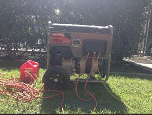 Generators for any need or occasion for Sale in Los Angeles, CA