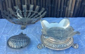 Candle Holder Bowl Shell Dish for Sale in Scottsdale, AZ
