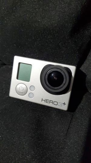GoPro hero3+ silver edition for Sale in Vancouver, WA