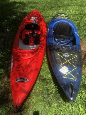 2 kayaks for sale for Sale in Murfreesboro, TN