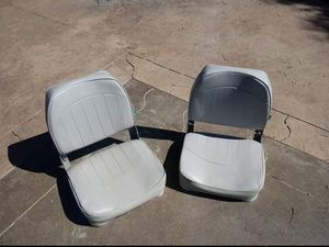 Boat seats for Sale in Stanford, IL
