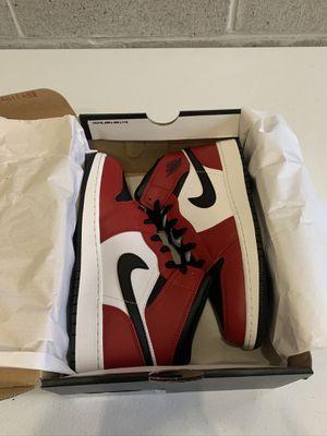 Jordan 1 Black Toe Mids for Sale in Richmond, VA