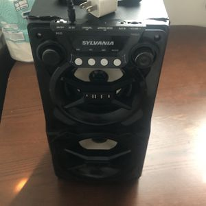 Sylvia is bluetooth speaker for Sale in Hawthorne, CA