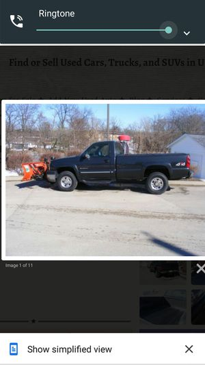 Snow removel for Sale in Caribou, ME