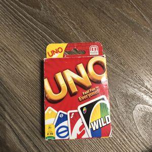 UNO for Sale in Malden, MA
