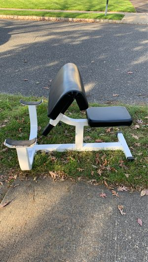 Parabody Preacher curl for Sale in Toms River, NJ