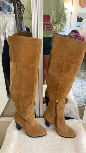 Suede BOOTS! Size: 6.5 for Sale in Culver City, CA