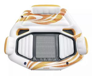 3 Person Intex Vista Island Inflatable Pool Floating Raft NEW for Sale in Alameda, CA