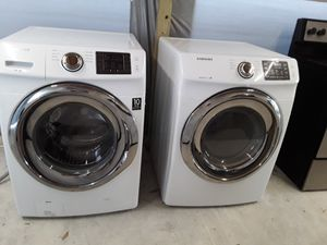 Samsung washer and dryer for Sale in TWN N CNTRY, FL