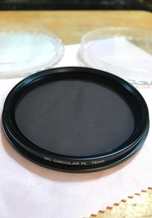 Circular Polarizing (PL) Filter by Sony for Sale in Albuquerque, NM
