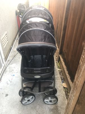 Double stroller free for Sale in San Jose, CA