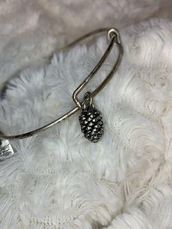 pinecone alex and ani bracelet for Sale in Ashburn,  VA