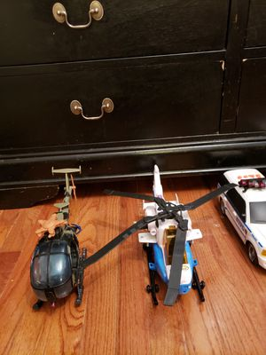 Cars and Chopper Toys for Sale in Rockville, MD