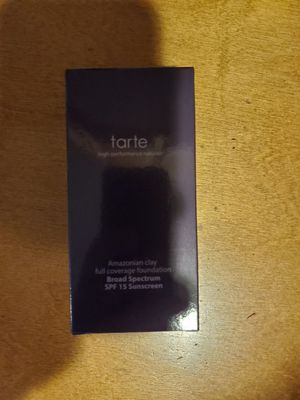 Tarte Amazonian Clay Foundation for Sale in Eastvale, CA