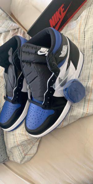 Jordan 1 Royal Toe Size 8 for Sale in Fremont, CA