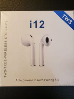 i12 Wireless Earbuds Brand New for Sale in Silver Spring,  MD