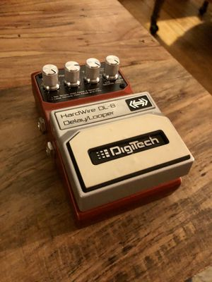 Digitech DL-8 Delay/Looping Pedal for Sale in Buffalo, NY