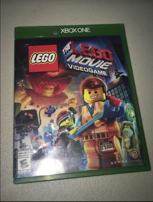 lego movie game xbox for Sale in West Sacramento, CA