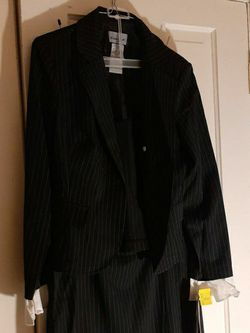 Free Pinstripe Skirt And Jacket for Sale in Cleveland,  OH