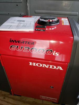 Generator Honda 3000 for Sale in Hialeah, FL