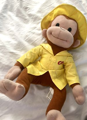 Curious George Plushie for Sale in Victorville, CA