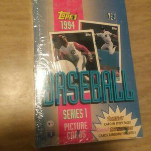 1994 Topps Baseball Card Box Series 1 for Sale in Garden Grove, CA