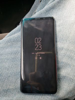 Samsung galaxy S9plus for Sale in New Britain, CT
