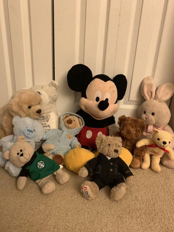 Stuffed animals toys