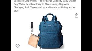 Diaper bag clean no rips for Sale in San Antonio, TX