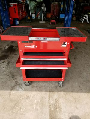 Blue point/ Snap-on tool cart for Sale in Apollo, PA
