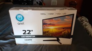 New still in box computer monitor for Sale in Tacoma, WA