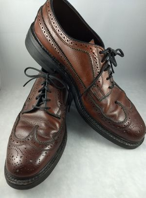 Brown Crown Imperial Leather Dress Shoes for Sale in Morton, IL